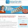 "Mari Smith – FREE 90 Min ""7 Steps to Facebook Success"" Webinar"